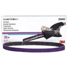 3M™ Cubitron™  juosta 36+  12.7x457.2mm (10 vnt.)