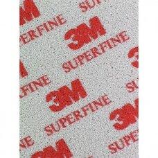 3M™ Šlifavimo kempinė Super Fine  115x140mm (20 vnt.)