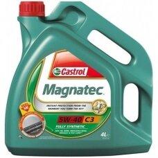 Castrol 5W40 MAGNATEC C3 4L