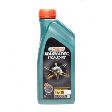 5W30 MAGNATEC STOP START C2 1L