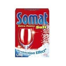 Indaplovių druska SOMAT POWER SALT, 1,5 kg