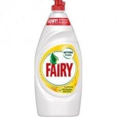 Indų ploviklis FAIRY Lemon, 900 ml