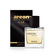 AREON CAR PERFUME - Black, 50ml