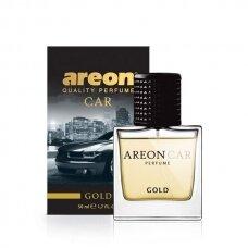 AREON CAR PERFUME - Gold, 50ml