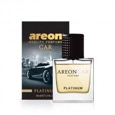 AREON CAR PERFUME - Platinum, 50ml