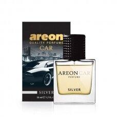 AREON CAR PERFUME - Silver, 50ml
