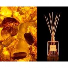 AREON HOME PERFUME GOLD AMBER kvapnios lazdelės, 1 l