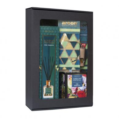 Areon Fine Tobacco dovanų rinkinys