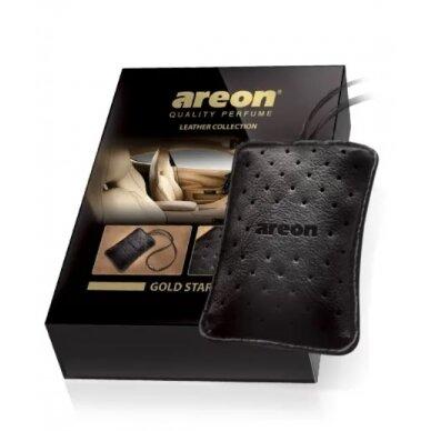 "AREON LEATHER Gold Star ""Areon"" auto oro gaiviklis"