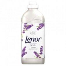Audinių minkštiklis LENOR Lavender, 1380 ml