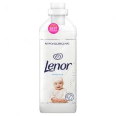 Audinių minkštiklis LENOR Sensitive, 930 ml