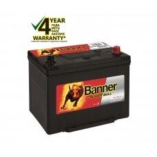 Banner 70Ah 600A -+ 12V Power akumuliatorius 260x174x200x222mm
