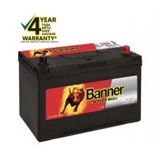 Banner 95Ah 740A -+ 12V Power akumuliatorius 303x173x203x225mm