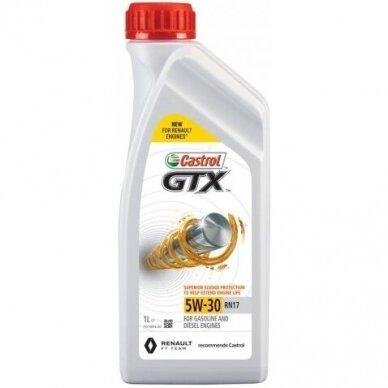 Castrol 5W30 GTX RN17 1L