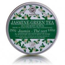 """Cukraus šveitiklis """"Jasmine-green tea"""" Saules Fabrika, 250 g"""