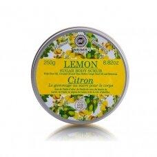 """Cukraus šveitiklis """"Lemon"""" Saules Fabrika, 250 g"""