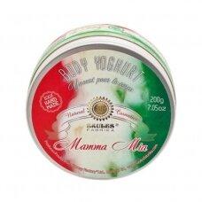 """Drėkinamasis kūno jogurtas """"MAMMA MIA"""" Saules Fabrika, 200 g"""