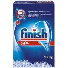 Druska indaplovėms FINISH, 1,5 kg