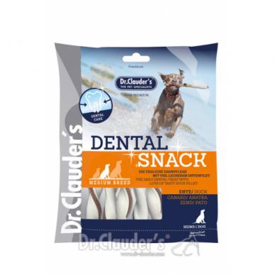 DR. CLAUDER'S DENTAL skanėstas šunų dantims su antiena 170g