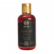 """Dušo želė """"Cranberry"""" Saules Fabrika, 200 ml"""