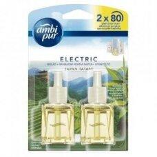 Elektrinio oro gaiviklio pakeitiklis AMBI PUR Japan Tatami, 2X20 ml