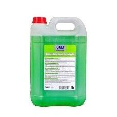 Indų ploviklis ARLI CLEAN, žaliųjų obuolių aromato, 5 l