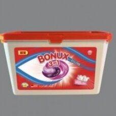 Kapsulės BONUX, Pure Magnolia, 14 skalbimų