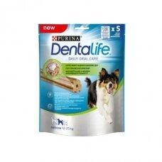 Kramtalas šunims DENTALIFE, vidutiniams (medium), 115g
