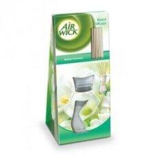 Kvapiosios lazdelės AIR WICK, aromatas Baltosios gėlės, 25 ml