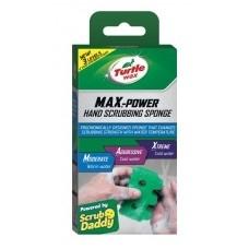 MAX POWER kempinė rankoms, reguliuojamo stiprumo, 1 vnt.