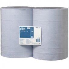 Mėlynas 2 sl. popierius platus 340m, 1000 lapelių W1 (2 vnt.)