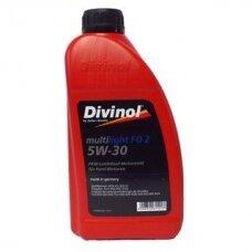 Multilight DIVINOL FO 2 SAE 5W30 1 l, ACEA A5/B5, WSS-M2C-913 D