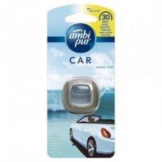 Oro gaiviklis automobiliams AMBI PUR Car Ocean Mist, 2 ml