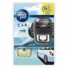Oro gaiviklis automobiliams AMBI PUR Car Ocean & Mist, 7 ml