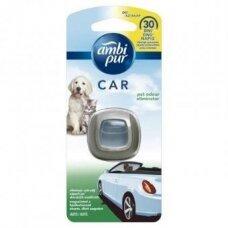 Oro gaiviklis automobiliams AMBI PUR Car Pet 2 ml