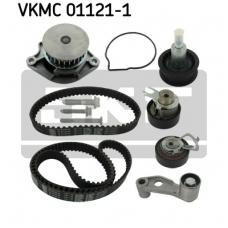 Pagrindinio diržo komplektas su vandens siurbliu SKF VKMC 01121-1