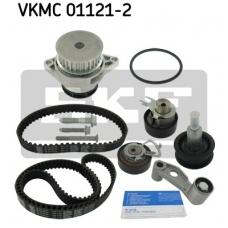 Pagrindinio diržo komplektas su vandens siurbliu SKF VKMC 01121-2