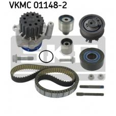 Pagrindinio diržo komplektas su vandens siurbliu SKF VKMC 01148-2