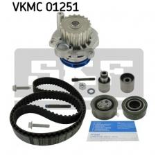 Pagrindinio diržo komplektas su vandens siurbliu SKF VKMC 01251