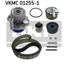 Pagrindinio diržo komplektas su vandens siurbliu SKF VKMC 01255-1