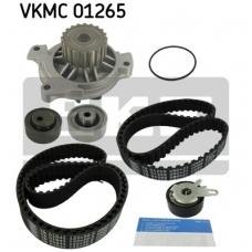 Pagrindinio diržo komplektas su vandens siurbliu SKF VKMC 01265
