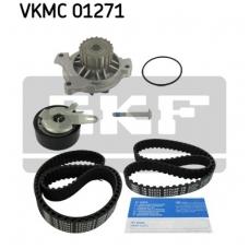 Pagrindinio diržo komplektas su vandens siurbliu SKF VKMC 01271