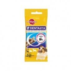 Papildomas šunų ėdalas PEDIGREE Dentastix, mažiems šunims, 45 g
