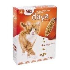 Sausas kačių ėdalas DAYA, su jautiena, 1 kg