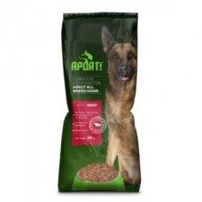 Sausas šunų ėdalas APORT, su jautiena, 20 kg