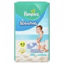 Sauskelnės PAMPERS Pants Splashers, 4 dydis 9 - 15 kg, 11 vnt.