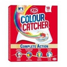 Skalbimo lapeliai K2R Colour Catcher, 10 vnt.