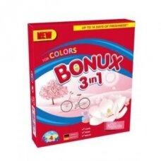 Skalbimo milteliai BONUX Color Pure Magnolia, 4 skalb./300g.