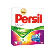 Skalbimo milteliai PERSIL Color, 4 skalbimai, 280 g