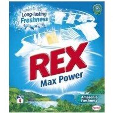 Skalbimo milteriai REX, Amazonia Freshness, 4WL, 260g